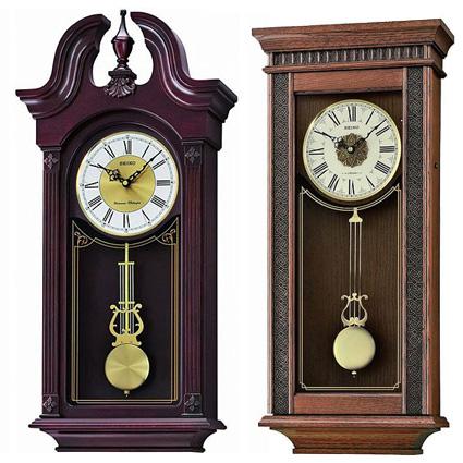 Настенные часы Seiko с боем и мелодией