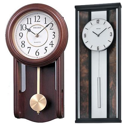 Настенные часы Seiko с маятником