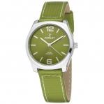 Зеленые наручные часы