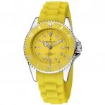 Желтые наручные часы