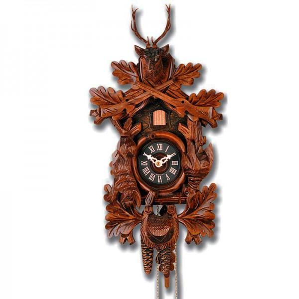 Механические часы с кукушкой SARS 0732-90