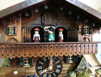Часы с кукушкой SARS 446-8MT (Германия)