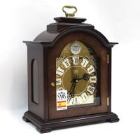 Настольные кварцевые часы SARS 0092-15 Dark Walnut