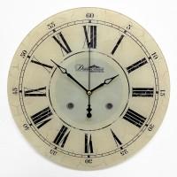 Настенные часы из стекла Династия 01-089
