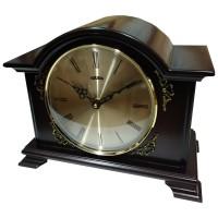 Настольные кварцевые часы SARS 0217-15 Dark Walnut
