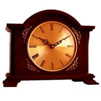 Настольные кварцевые часы SARS 0217-15 Mahagon