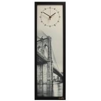 """Настенные часы Династия 03-002 """"Мост"""""""