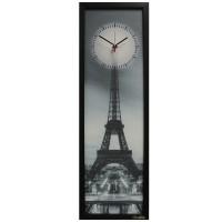 """Настенные часы из песка Династия 03-008 """"Вечерний Париж"""""""