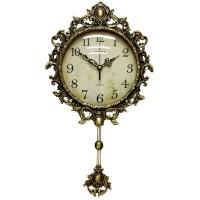 """Настенные часы из песка Династия 03-075 """"Ягоды"""""""