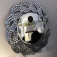 Декоративное настенное зеркало Nemis 14МT015