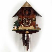 Механические часы с кукушкой TRENKLE 1500