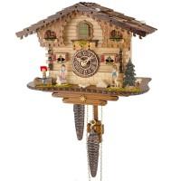 Настенные механические часы с кукушкой Trenkle 1511