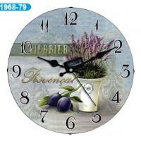 Настенные часы GALAXY D-1968-79