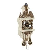 Настенные механические часы SARS 5602-261 Ivory