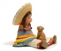 Статуэтка Nadal 746867 Platicando con mi perrito
