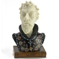 Статуэтка Nadal 763202 Busto Quijote libro