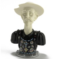 Статуэтка Nadal 763203 Busto Quijote Бюст Дон Кихота