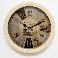 Настенные часы GALAXY D-200-BEJ