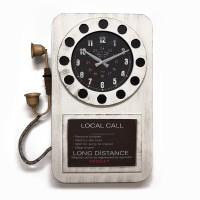 Настенные часы GALAXY DA-006 White