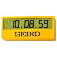 Кварцевые цифровые настенные часы SEIKO QHL073YN