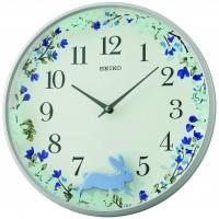 Настенные часы с маятником Seiko QXC238NN