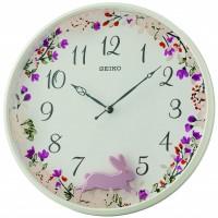 Настенные часы с маятником Seiko QXC238WN