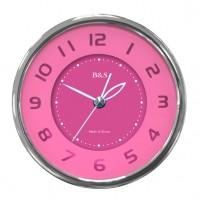 Настольные часы B&S SHC-105GN(P)