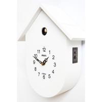 Настенные часы с кукушкой Sinix 501 w