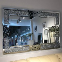 Декоративное настенное зеркало Nemis MTZ065