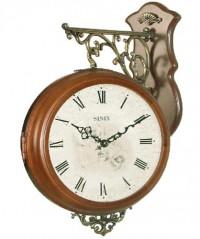 Часы настенные двусторонние Sinix 5700