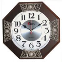 Часы настенные Sinix-1071N WA для дома и офиса