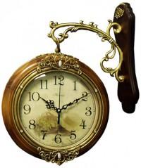 Часы настенные двусторонние B&S HR 905