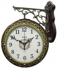 Часы настенные двусторонние Sinix 5700A
