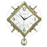Часы настенные для кухни La Mer GE 027 G/G