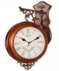 Часы на подвесе двусторонние Sinix 5600