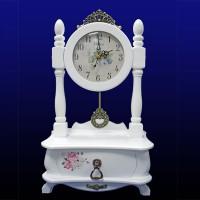 Настольные часы со шкатулкой Kairos TB002W