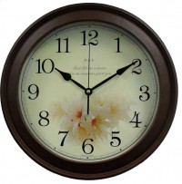 Часы настенные для дома B&S HR-300-1