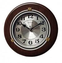 Часы настенные для дома и офиса Sinix 1018SA