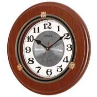 Часы настенные для дома и офиса Sinix 1018WA