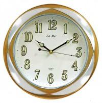 Часы настенные для дома и офиса La Mer GD058007