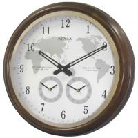Большие настенные часы Sinix 5085