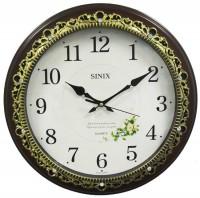 Большие настенные часы Sinix 5090G