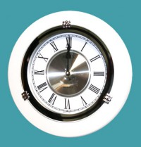 Часы настенные для дома и офиса Sinix 1018WR white