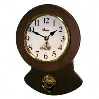 Часы настенные с маятником SINIX 2105