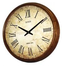 Настенные часы Sinix 5081BRN