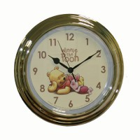 Настенные детские часы GD-051 GOLD