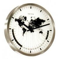 Настенные часы из металла Hermle 30504-002100