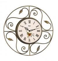 Настенные часы из металла Hermle 30784-002100