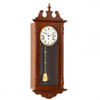 Настенные механические часы Hermle 70965-030141