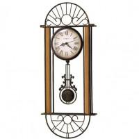Настенные часы из металла Howard Miller 625-241 Devahn